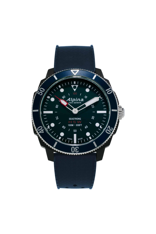 Alpina Seastrong Horological Smartwatch AL 282LNN4V6