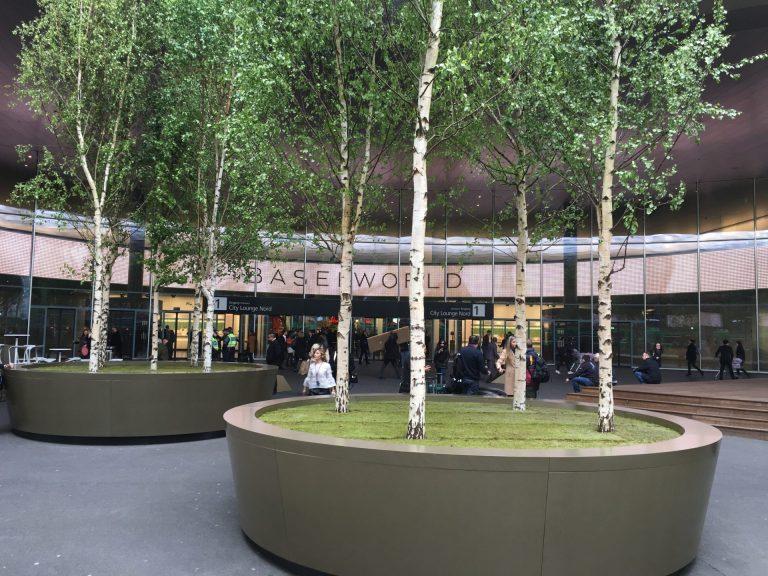 Die Basler Uhrenmesse Baselworld kann ein Opfer des Corona-Virus werden