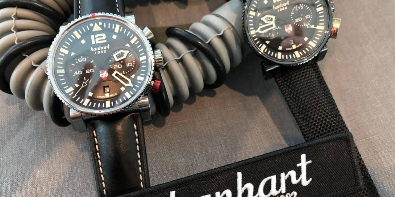 Hanhart Primus Austrian Air Force Pilot: Up up and away
