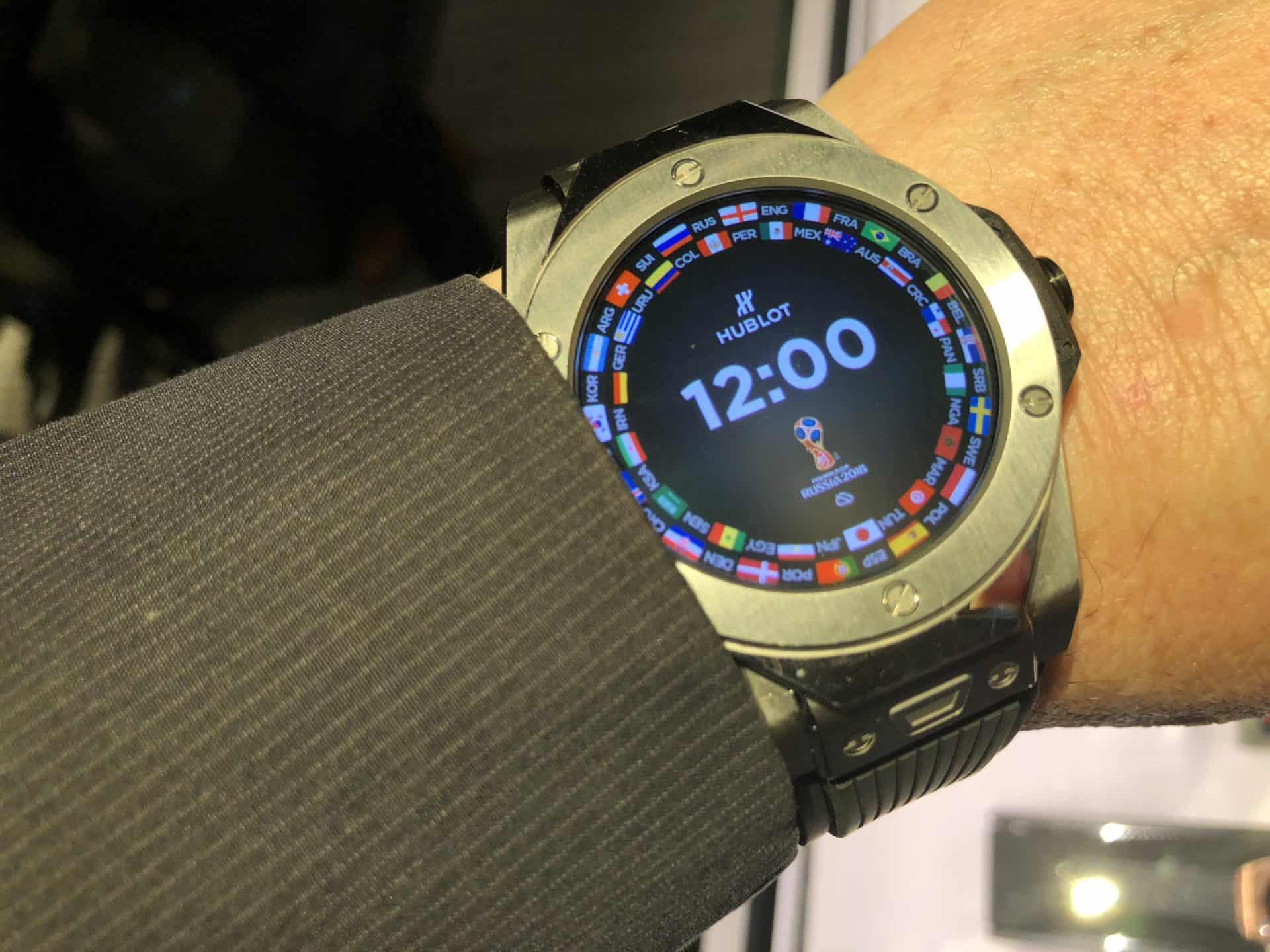 Hublot Big Bang Referee Smartwatch 01 1