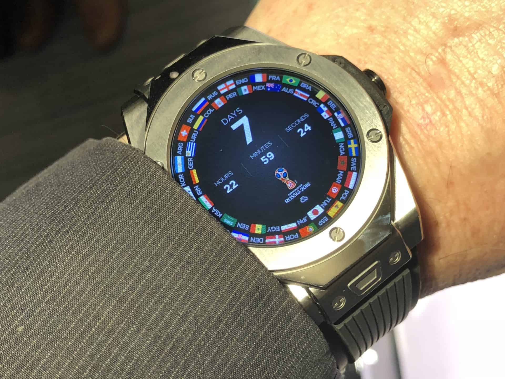 Hublot Big Bang Referee Smartwatch 01a 1