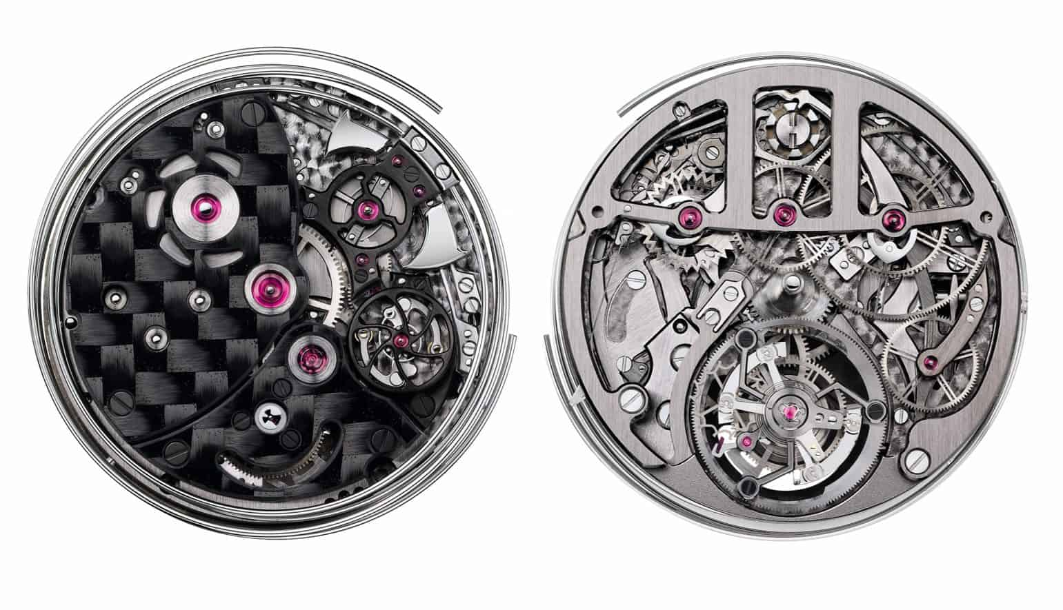 Hublot Classic Fusion Tourbillon Cathedral Minute Repeater Carbon Lang Lang