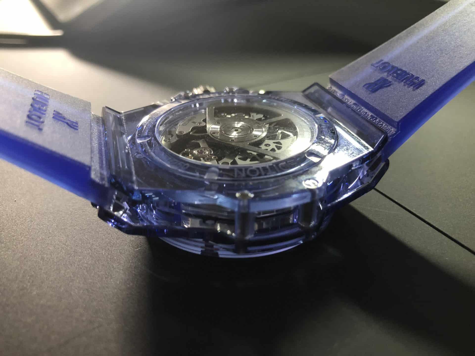 Hublot Big Bang Sapphire 02e