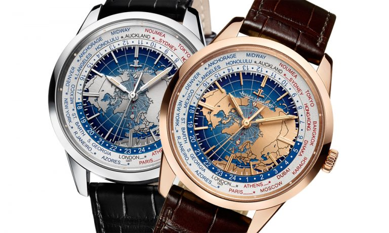 Jaeger-LeCoultre Geophysic Universal Time#