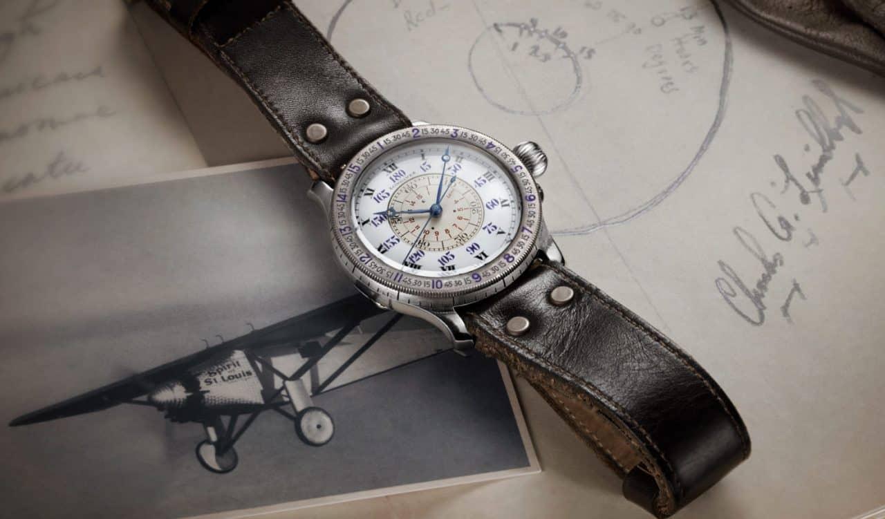 Angle horaire de Longines et Lindbergh