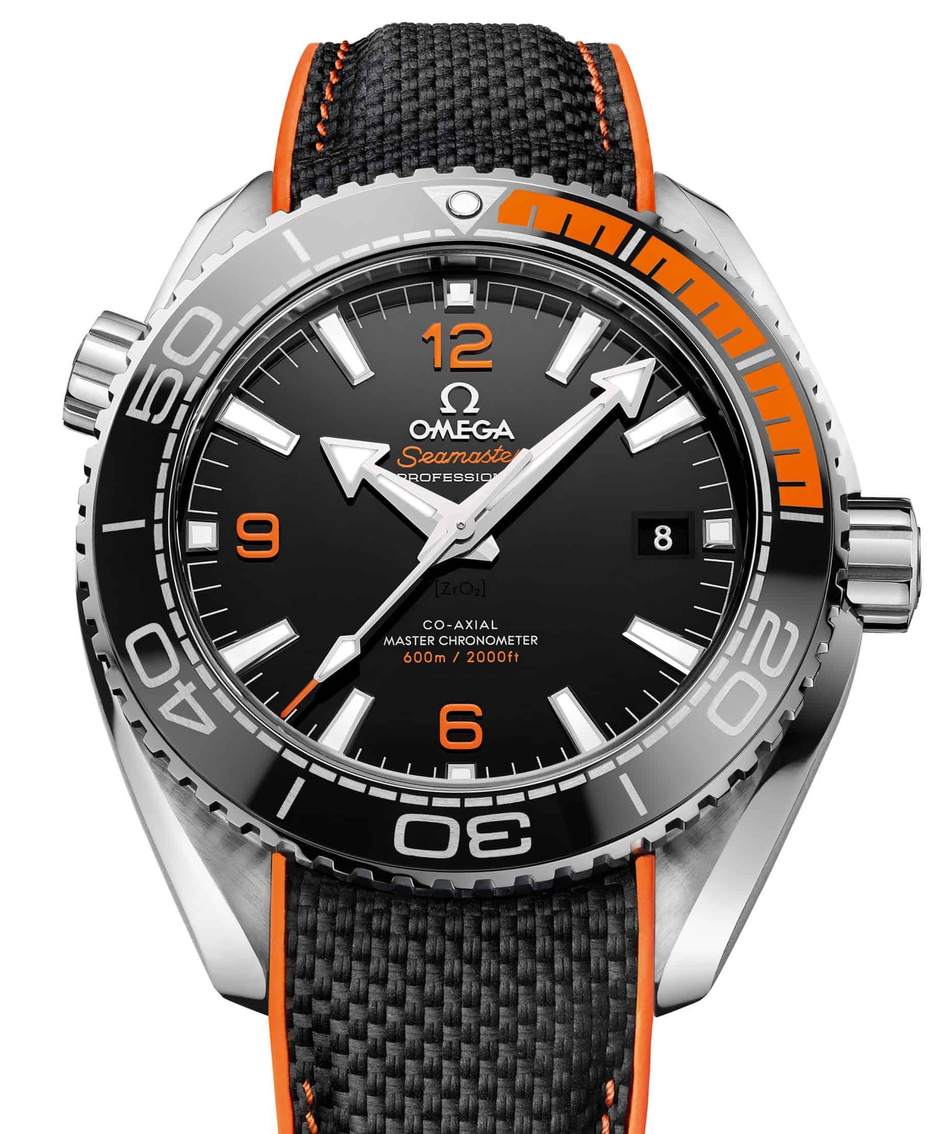 Eine veritable Taucheruhr von hoher technischer Qualität - Omega Seamaster Planet Ocean