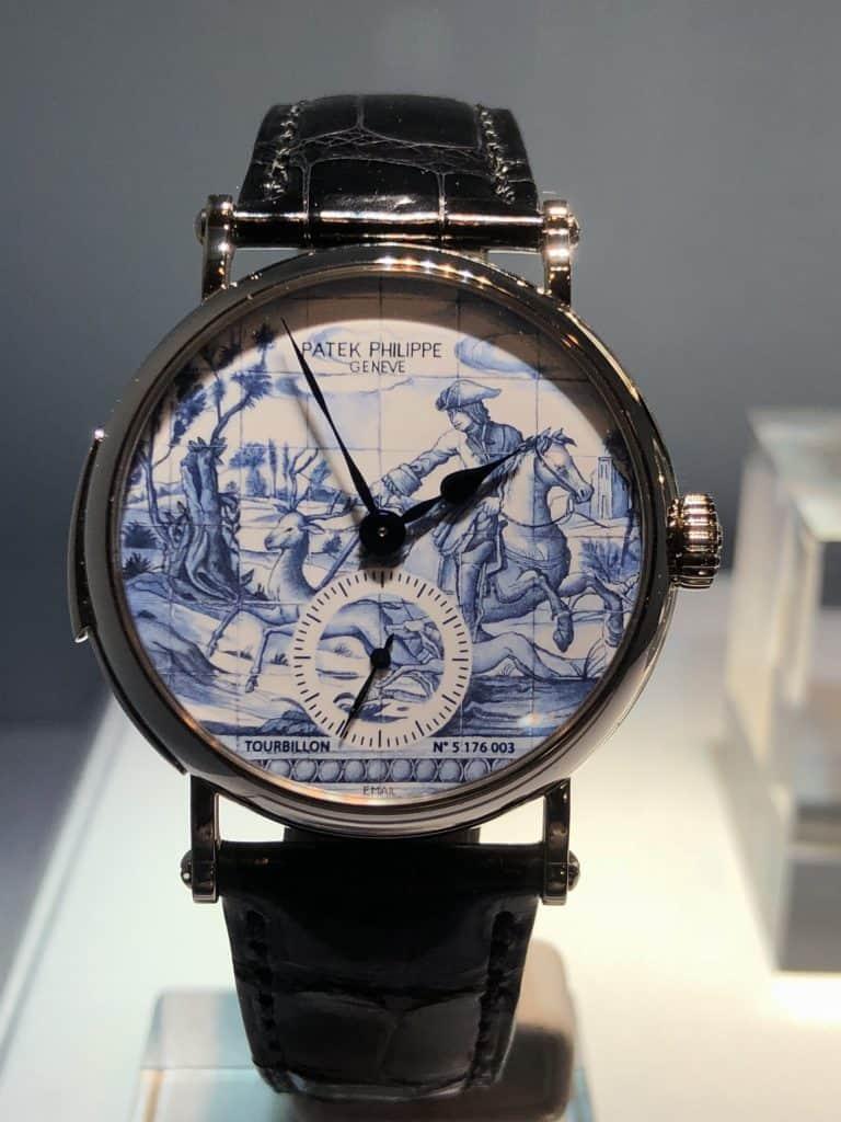 Delft und sein Porzellan-Stil lassen grüßen!