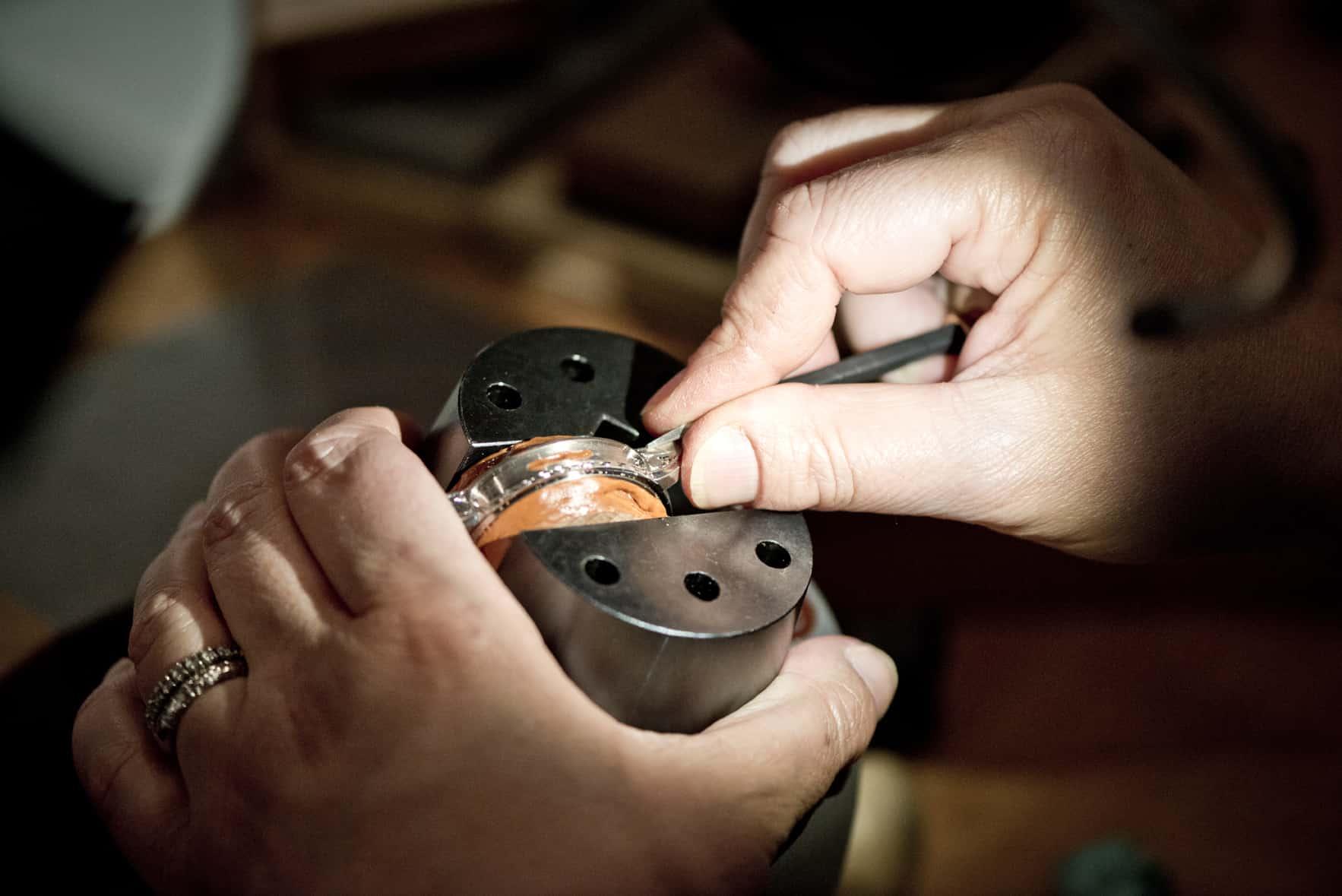 Patek Philippe Rare Handcrafts 2018 Gravur 04