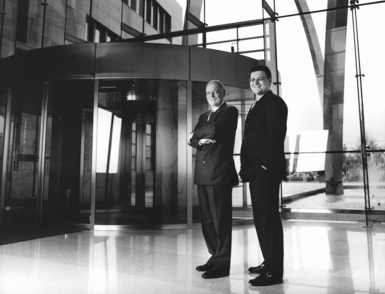 Thierry und Philippe Stern