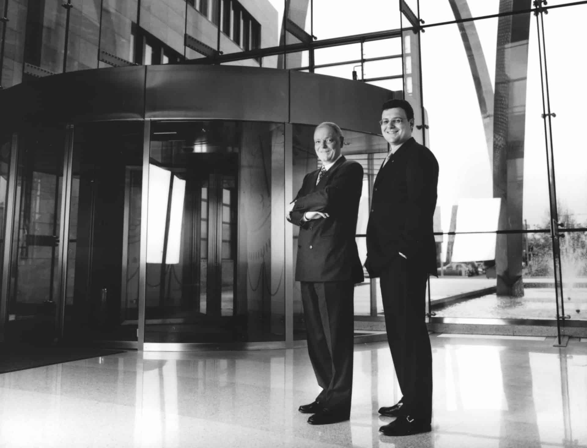 Philippe und Thierry Stern