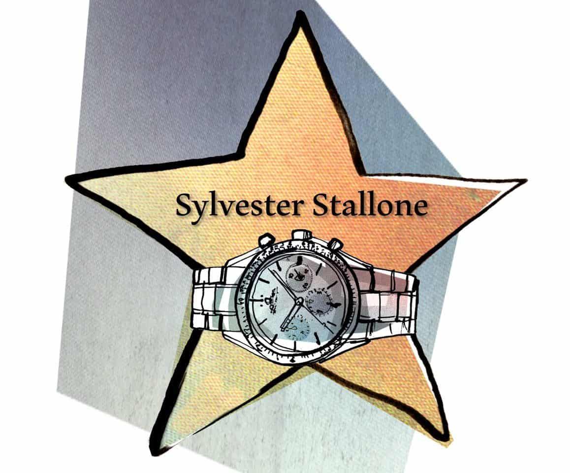 Eine Panerai Luminor Slytech für Sylvester Stallone