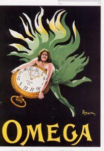 Im Dienste Omegas und der präzisen Zeitmessung