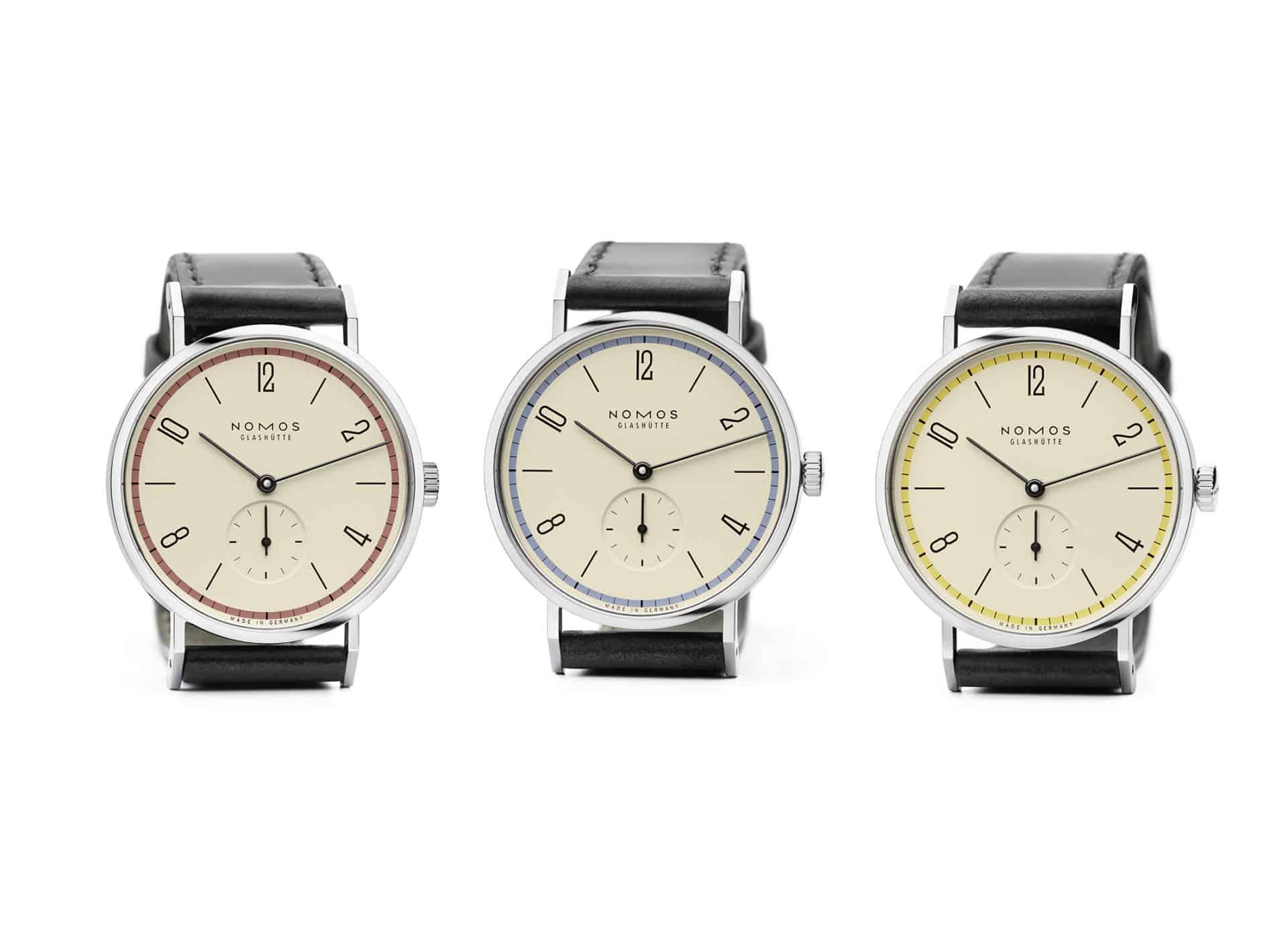 Nomos Glashütte Uhren