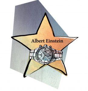 Über die Relativität von Zeit und vielen Zahlen!