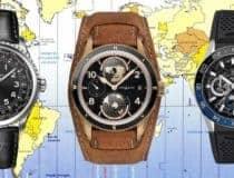 Neue Armbanduhren für Globetrotter und Kosmopoliten