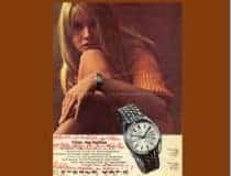 Eterna KonTiki: Mit dieser verlebten Katze Reklame für eine schöne Uhr machen ?
