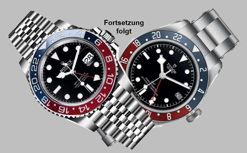 Rolex-Tudor - Fortsetzung folgt