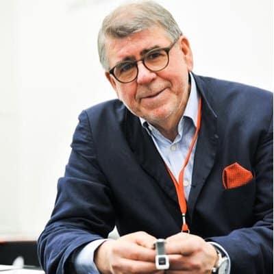 Gisbert Brunner Uhrenjournalist und vielfacher Buchautor