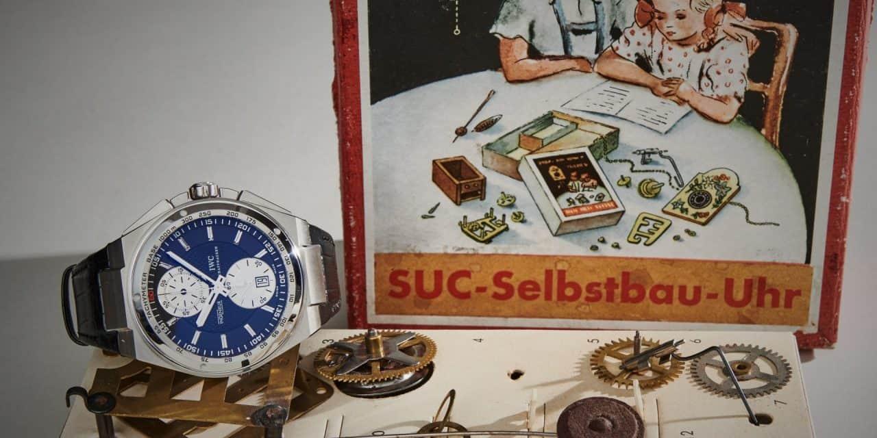 IWC Ingenieur Chronograph:: Für die Helden des Alltags