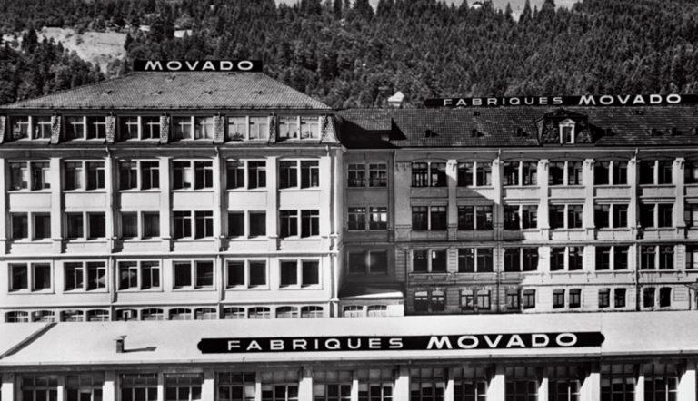 Das Wachstum der Firma hatte den Umzug in neue, helle Fabrikgebäude am Rand von La Chaux-de-Fonds notwendig gemacht