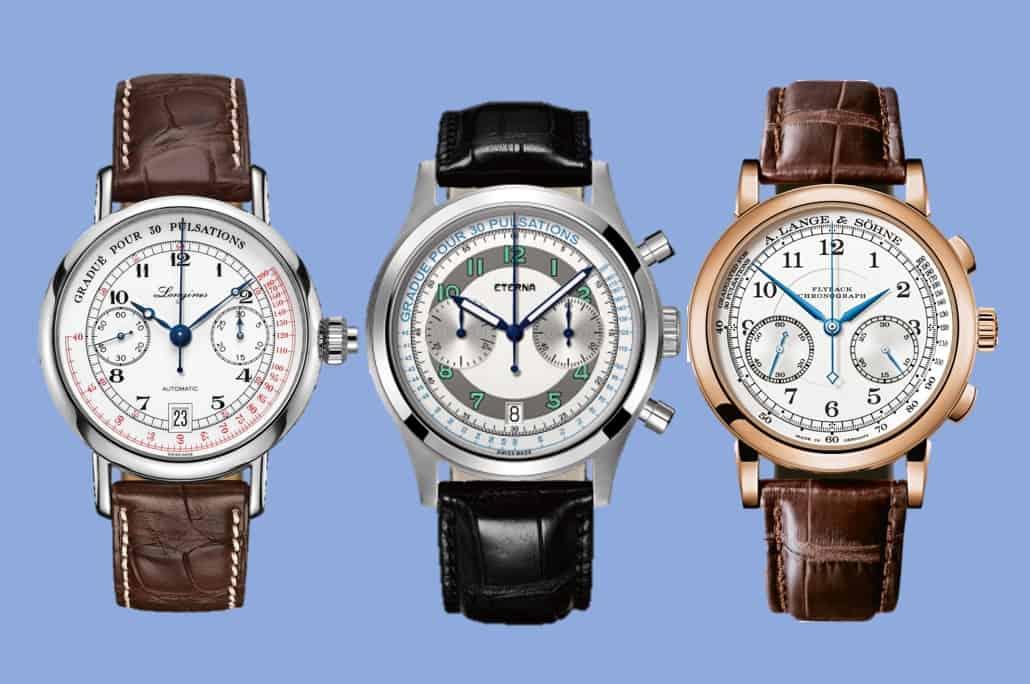 Pulsometer Uhren 1