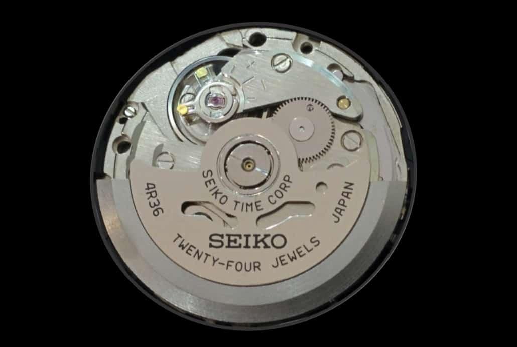 Seiko Kaliber 4R3 Automatik