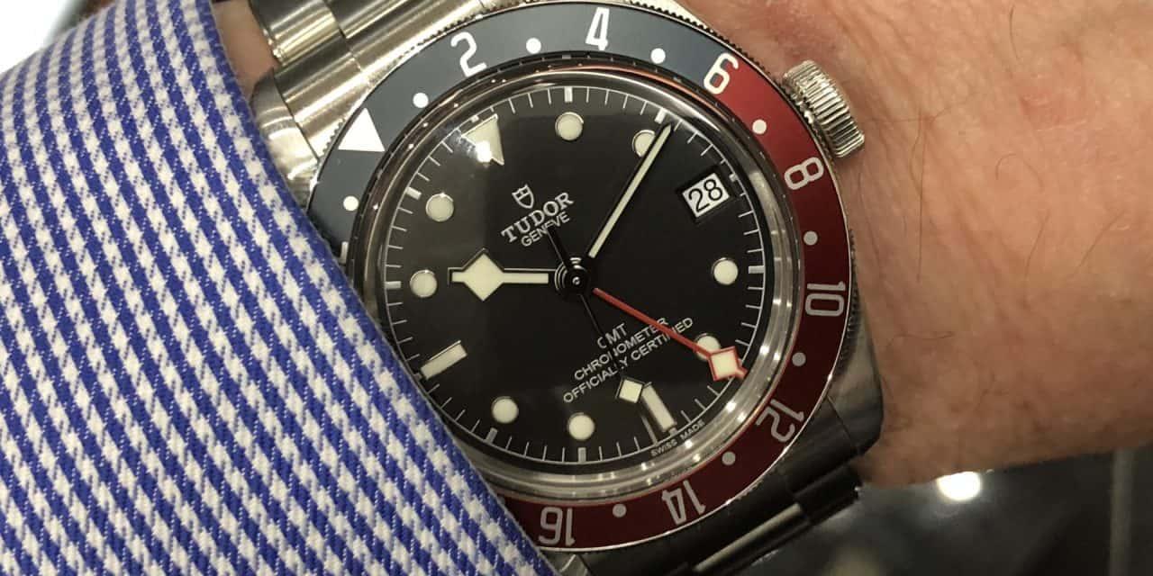 Pepsi Tudor Black Bay GMT – ein Manufaktur-Kaliber für überschaubares Geld