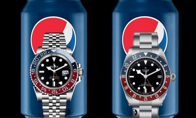 Vergleich Rolex GMT-Master II versus Tudor Black Bay GMT