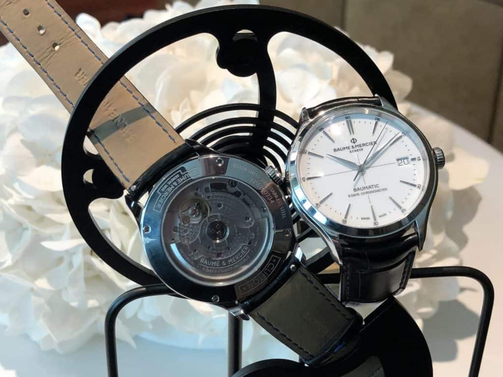 Baume Mercier Clifton Baumatic Chronometer 06f