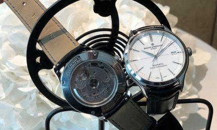 Baume Mercier Clifton Baumatic – Innovationen am Handgelenk