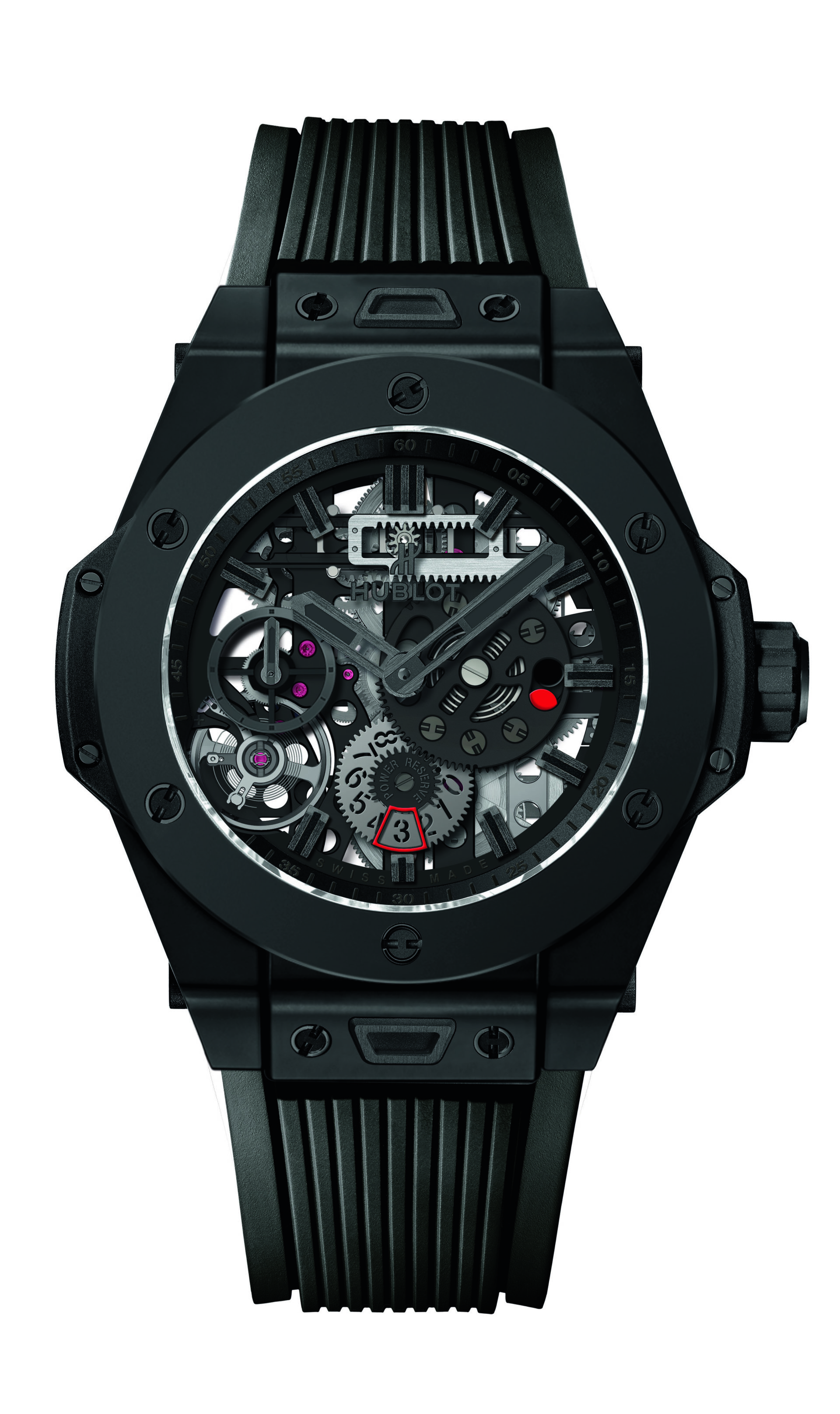Big Bang Meca 10 All Black 414.CI .1110.RX SD HR W