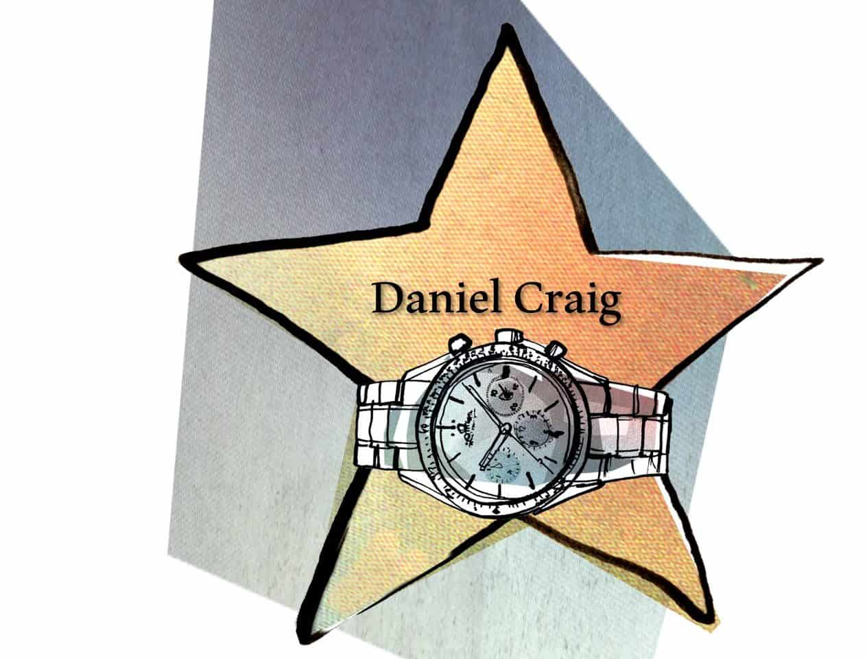Daniel Craig und Omega für die Helden des Alltags