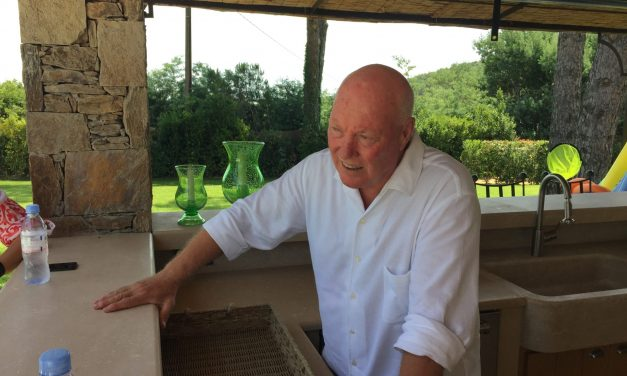 Seine Gesundheit ist Jean-Claude Biver künftig wichtiger als beruflicher Erfolg. Als Präsident wird er LVMH fortan beraten.