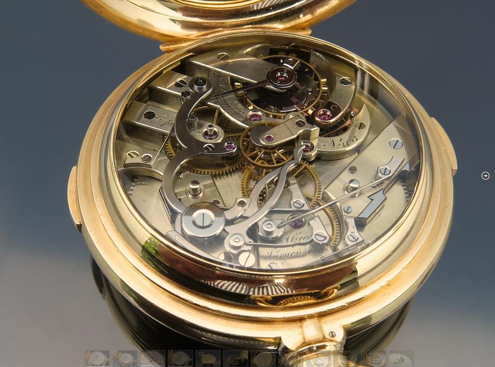 Die Technik von Jules Jörgensen begeistert heute Sammler edler Vintage-Uhren