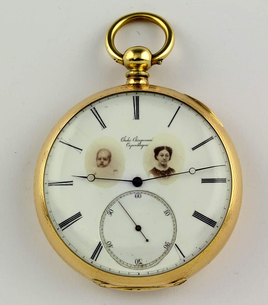 Taschenuhr von Jules Jürgensen