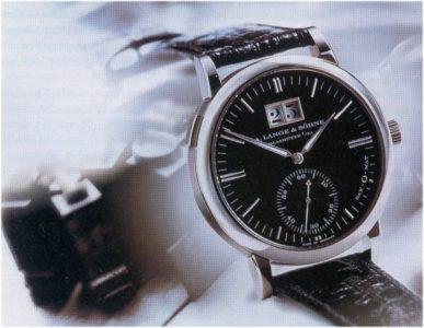Meilensteine der Uhrmacherkunst: Langematik von A. Lange & Söhne