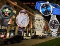 München zeigt Uhren