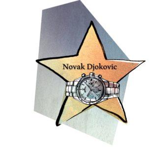 Seiko Astron und der Fix-Stern am Tennishimmel