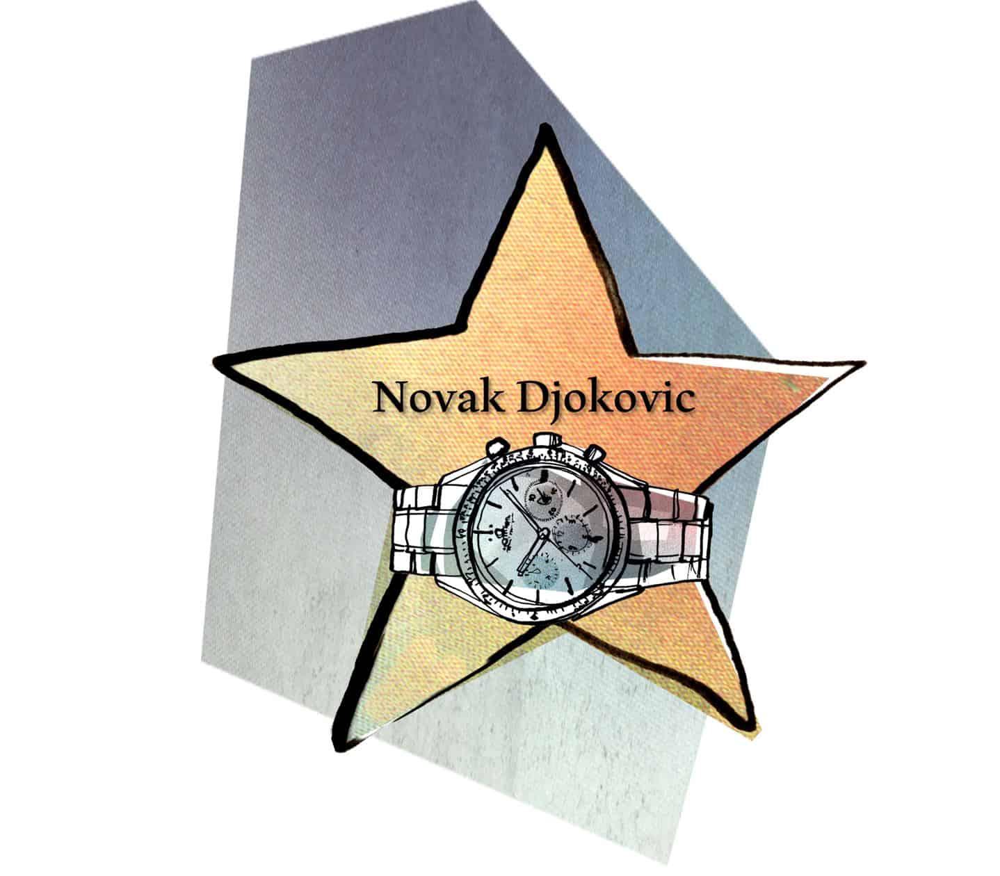 Watch of Fame: Seiko Astron und Novak DjokovicAlles eine Frage des richtigen Moments: Seiko Astron und Novak Djokovic
