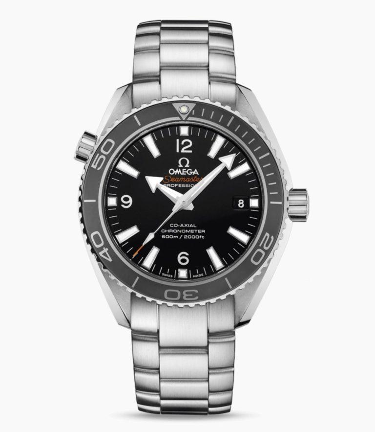 Unter und über Wasser gut gerüstet - die Omega Seamaster Planet Ocean 600m Co-Axial 42 mm