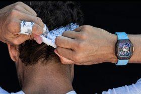 Die neue Uhr fürs Kraftpaket: Richard Mille RM 27-04 Tourbillon Rafael Nadal.