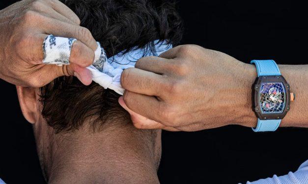 Richard Mille RM 27-04 Tourbillon Rafael Nadal: Die Uhr fürs Kraftpaket
