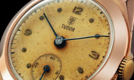 Deshalb sicherte sich Hans Wilsdorf die Marke Tudor