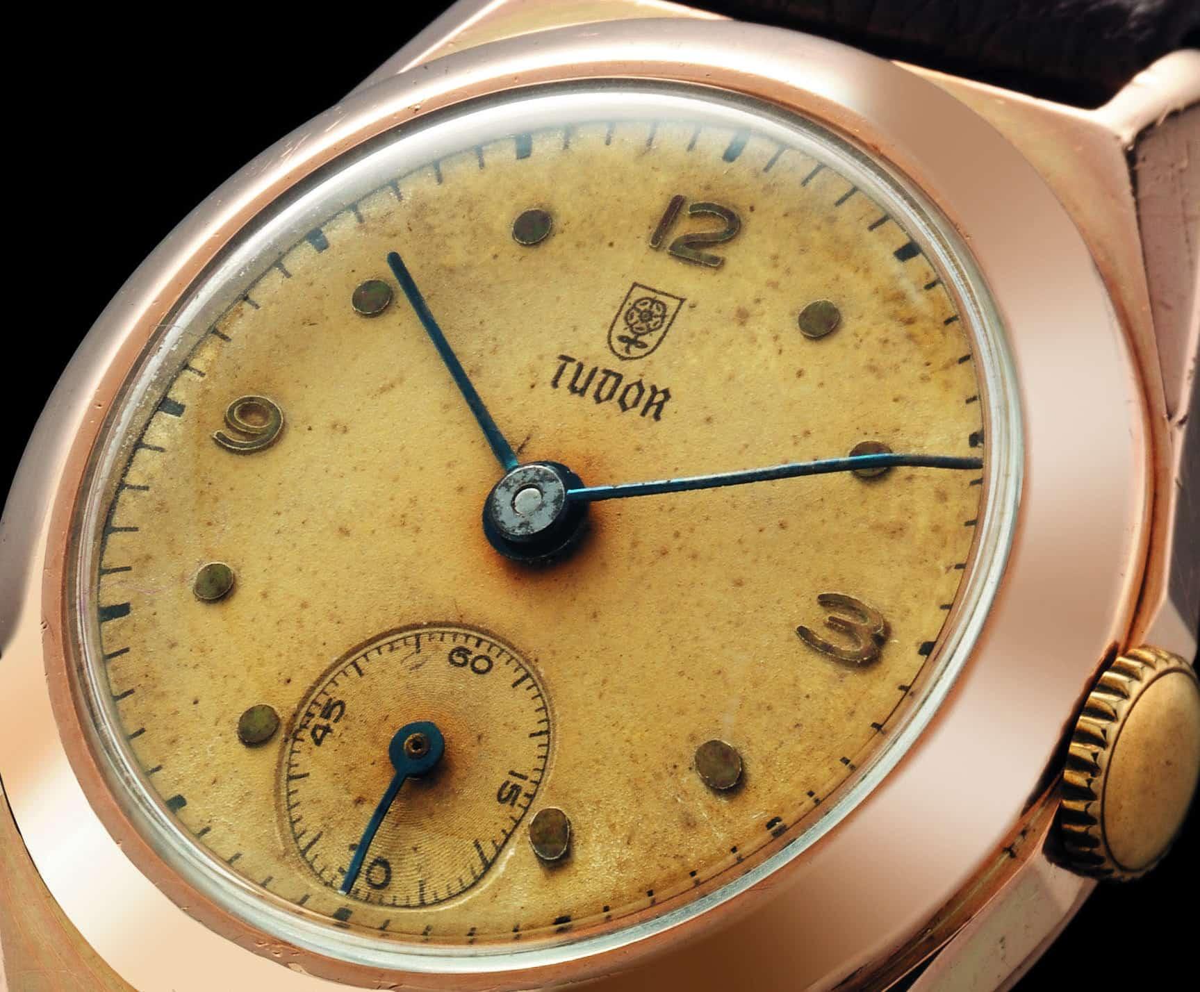 Hans Wilsdorf und der Erwerb der Marke Tudor Marke Tudor: Deshalb kämpfte der Rolex Gründer um die Markenrechte