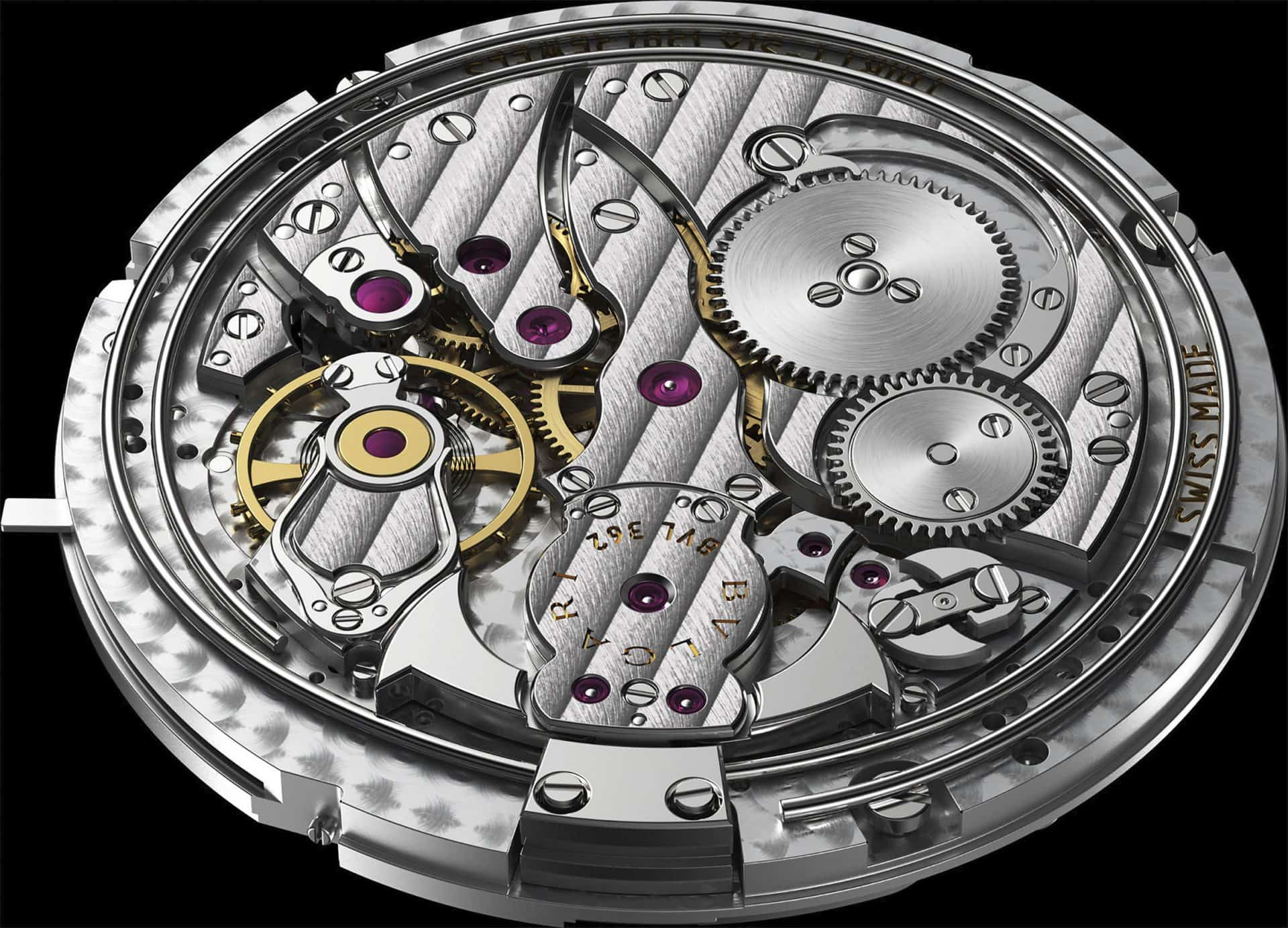 Das superflache Bulgari Octo Finissimo Repetition Minutes Kaliber 362