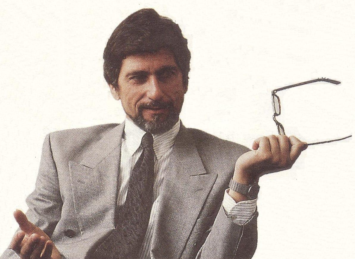 Günter Blümlein Manager