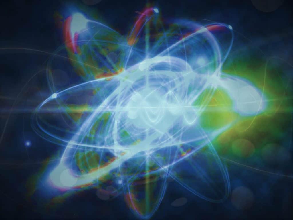 Defintion Sekunde Cäsium Atom