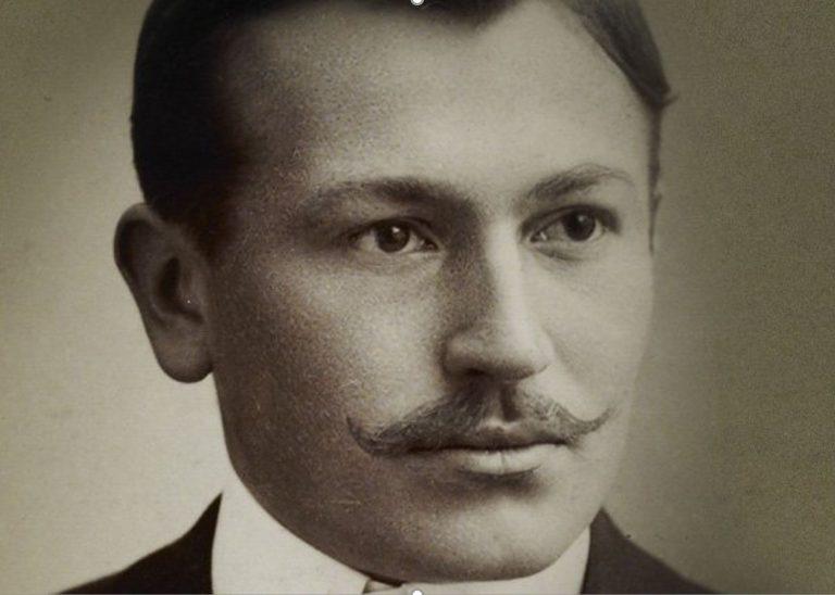 Hans Wilsdorf war ein Mann von gutem Auftreten