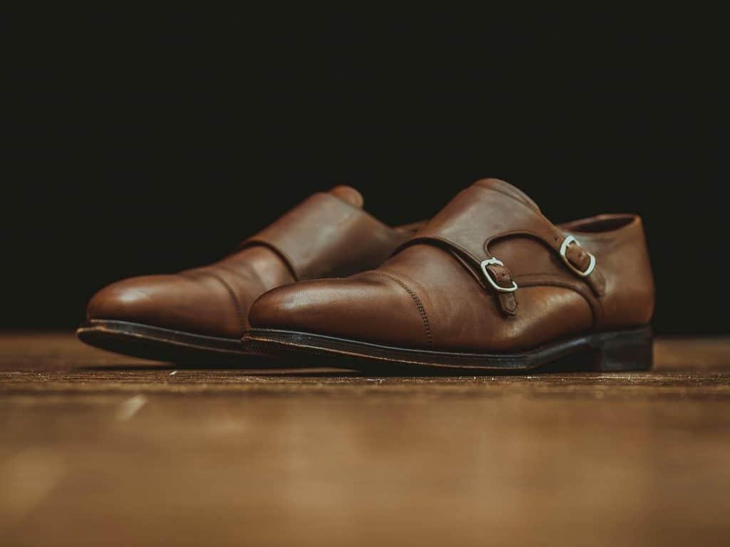 Gepflegte Schuhe