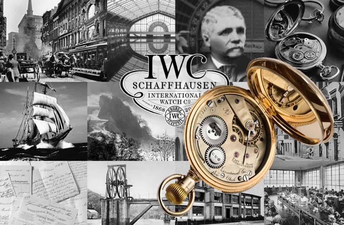 IWC Schaffhausen: 150 Jahre und kein bisschen alt